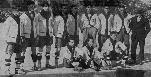 Club Deportivo Europa 1923